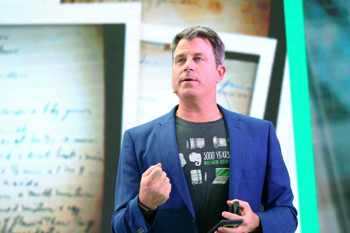 印象笔记(Evernote)全球CEO聂坤瑞(Chris O'Neill).jpg