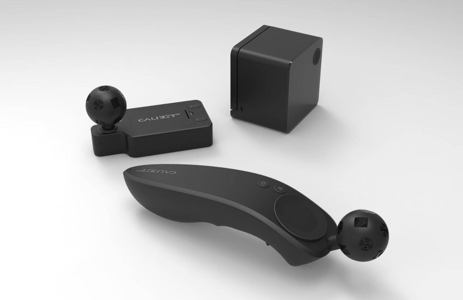 这家公司的产品想让纸盒 VR 媲美 Gear VR,如今被别人说「山寨」 | 极客公园