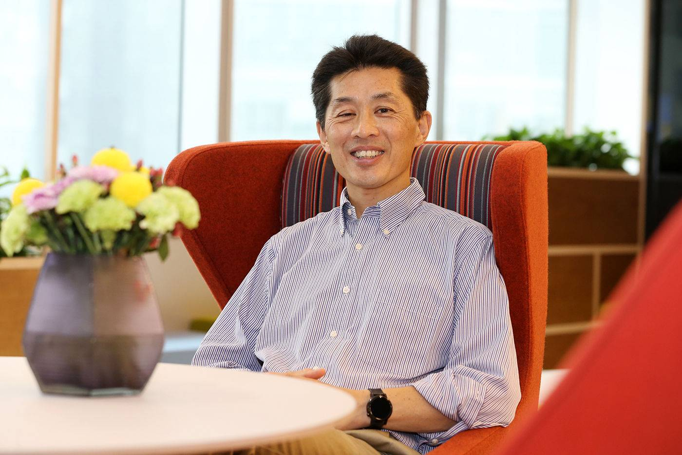 钟胜华+Google工程总监2.JPG