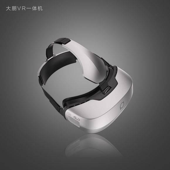 大朋联手 G-Wearables,发力移动 VR 空间定位系统 | 极客公园