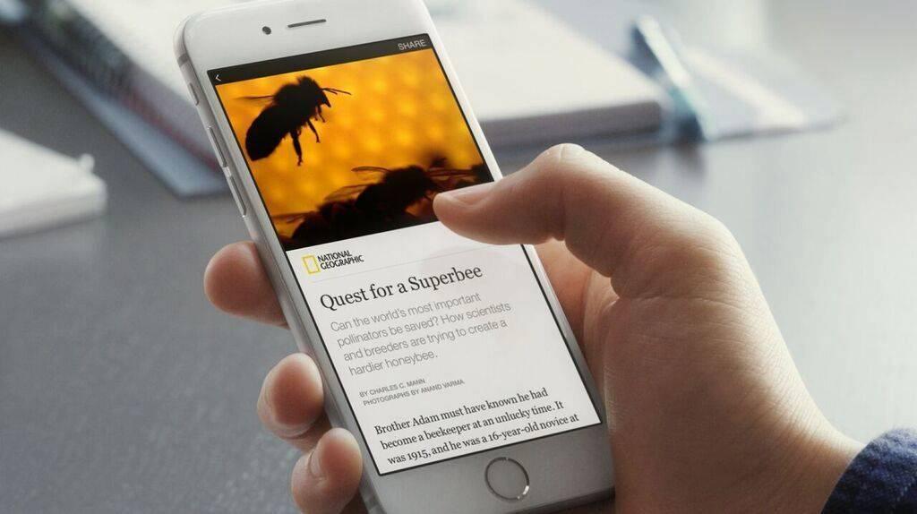 既然在社交网络上看新闻已成趋势Facebook干脆专为媒体搭了个平台
