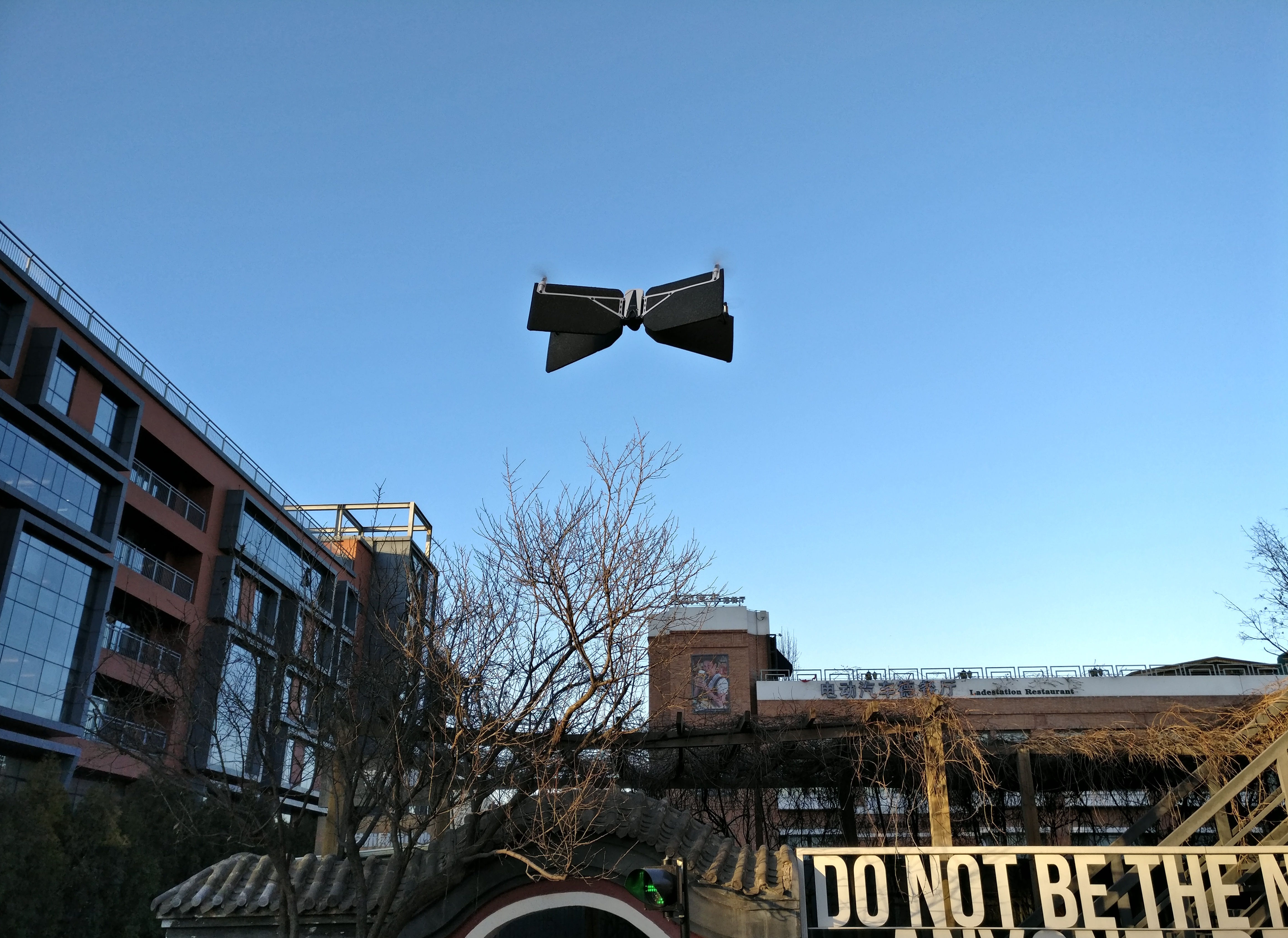 你当年折的纸飞机,现在流行这么玩...   极客公园